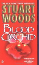 Blood Orchid: Holly Barker #3 - Stuart Woods PB GC (combined & save)