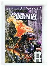Marvel Comics The Sensational Spiderman #30 VF/NM+ 2006 Spiderman Unmasked