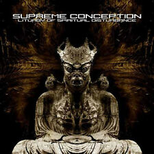 SUPREME CONCEPTION - Liturgy of Spiritual Disturbance CD