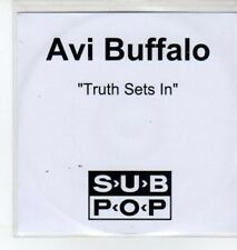 (BO606) Avi Buffalo, Truth Sets In - DJ CD