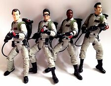 "MATTEL 6"" LOT OF 4 GHOSTBUSTERS CLASSIC MOVIE FIGURES SOLD AS IS SHIP WORLDWIDE!"
