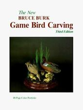 The New Game Bird Carving, 3rd Edition-ExLibrary