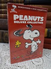 Peanuts Deluxe Collection (6-Disc DVD Box Set) Snoopy, Great Pumpkin, Christmas