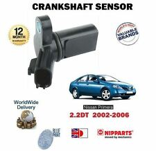 FOR NISSAN PRIMERA 2.2 DT DCI P12 2002-  NEW CRANKSHAFT ANGLE SENSOR 23731AW400