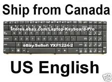 ASUS K53E K53S K53BY K54C K55DR K55DE K55N Keyboard - US English