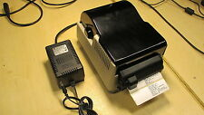 Axiohm Barcode Blaster CL Direct Thermal Barcode Label POS Printer  PSU & CUTTER
