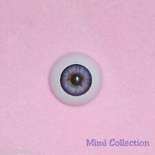MSD DOD Mini Super Dollfie SD Obitsu Bjd OOAK Acrylic Plastic Eye 16mm Purple