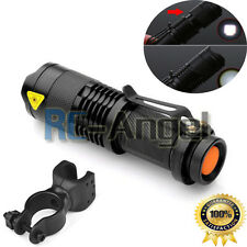 1200 lumen Q5 Cycling Bike Bicycle LED Front HEAD LIGHT Torch LARM With Mount