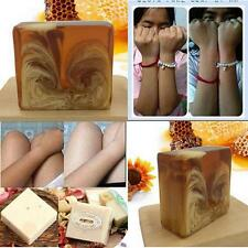 Nature honey milk Soap GLUTATHIONE WHITENING SKIN BEAUTY BLEACHING Kojic acid