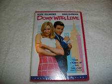 Down With Love (DVD, 2003, Full Frame) french,  spanish,  english