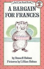 A Bargain for Frances: [Newly Illustrated Edition] (I Can Read Book 2)