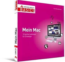 Mein Mac - 10 Lektionen für Einsteiger, für OS X Lion, Addison-Wesley, NEU