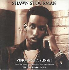 Visions of a Sunset [#1] [Single] by Shawn Stockman (CD, Dec-1995, A&M (USA))