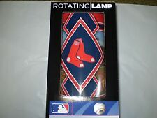 WINCRAFT BOSTON RED SOX ROTATING LAMP NEW NIB