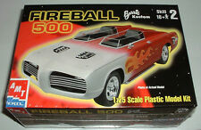 George Barris FIREBALL 500 Custom 1966 Barracuda SSXR and Trailer new 2000