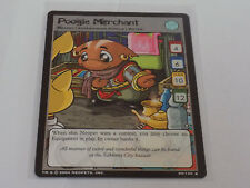 Neopets TCG Poogle Merchant, Rare, Hannah and the Ice Caves