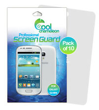 10 x Ultra Clear LCD Screen Protector Film for Samsung Galaxy S3 S111 Mini I8190