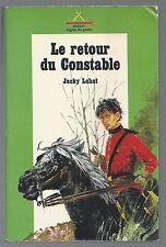 ENFANTINA le retour du Constable Jacky Lohat  Signe de piste ill M Gourlier