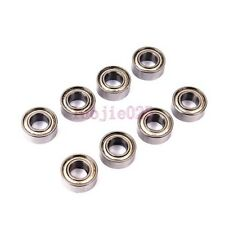 02139 HSP 8Pcs Ball bearing 10mm*5mm*4mm  For RC 1/10 Car 02080 Upgrade Parts