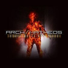 Sympathetic Resonance [Digipak] by John Arch/Jim Matheos/Arch/Matheos (CD,...