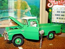 1958 CHEVROLET APACHE CAMEO PICKUP TRUCK LIMITED EDITION 1/64 4X4 RUBBER TIRES