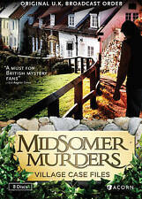 Midsomer Murders: Village Case Files (DVD, 2014, 8-Disc Set)