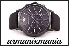 ***AXMANIA*** 100% BRAND NEW AR2462 MENS EMPORIO ARMANI WATCH *TOP UK SELLER*