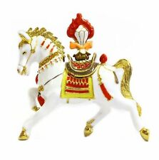Feng Shui Horse Carrying Flaming Jewel of Victory