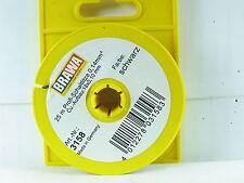 Brawa 3158 / 25 Meter Schaltlitze 0,14 mm² schwarz  OVP (y2400)