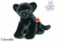 Lying Panther Plush Soft Toy Wildcat by Teddy Hermann Collection 90456