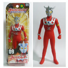 "Ultra Hero Series #09 VINYL ULTRAMAN LEO 6"" Action Figure MISB"