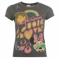 REGALO-EXPRES.COM - CAMISETA mujer MINNIE MOUSE music love MARCA DISNEY