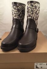 Ugg mujeres sivada Liberty Zapatos Uk Size 6.5/EU39 Brown impermeable