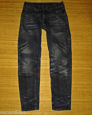 jean G-STAR crotch tapered taille 28/32 us ou 36 fr