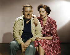 Charles Laughton and Elsa Lanchester UNSIGNED photo - H4447