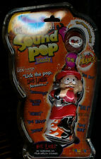 RARE FUNWARE PRODUCTS FIREFIGHTER HOT LICKS LICK ACTIVATED SOUND POP BY KIDPOWER