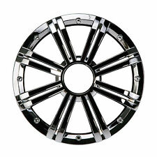 Kicker 43KMW10GLCR 10-Inch LED, Chrome Grille for 43KMW10 Subwoofer Speaker