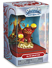 EON'S ELITE ERUPTOR Skylanders Trap Team NEW SEALED Metallic Gold Exclusive!