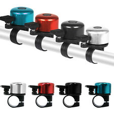New Sport Cycling Bike Bicycle Ring Handlebar Bell Sound Horn Alarm 4 Colors