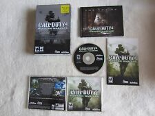 Call of Duty 4: Modern Warfare -- Limited Collector's Edition (PC, 2007)