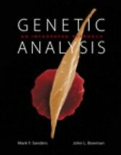 Genetic Analysis : An Integrated Approach by Mark F. Sanders and John L....