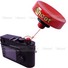 Exquisite Concave Copper Camera Release Shutter Button for Leica M-A M-E M-P