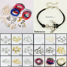 1Set DIY Jewellery Making Supplies Sets Findings Mixed Color DIY Bracelet Kits
