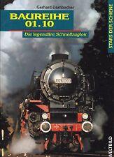 Stars la Ferrovia, serie siano 01.10, la mitica schnellzuglok