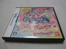 USED DS Yes Precure 5 Go Go Zenin Shu Go Dream Japanese Version 10- days to USA