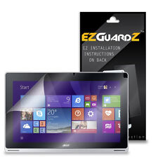 2X EZguardz LCD Screen Protector Skin Shield HD 2X For Acer Aspire Switch 11
