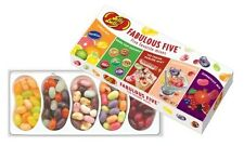 Jelly Belly Candy - FABULOUS FIVE GIFT BOX - 4.25 oz - FRESH