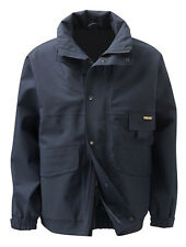 INDUS (GB2BJ) GoreTex Jacket  Size LARGE, NAVY (RRP £111.00) WATER/WIND PROOF,