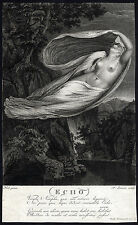 Antique Master Print-NYMPH-ECHO-SOUND-OVID-Zancon-Hed-c. 1790