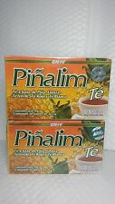 2X Pinalim Tea 30 GN VIDA NEW AND SEALED (PACK OF 2 BOXES) EXP 04/2019 UNISEX